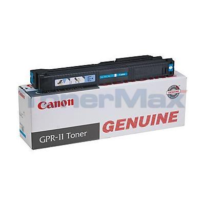 CANON GPR-11 TONER CYAN